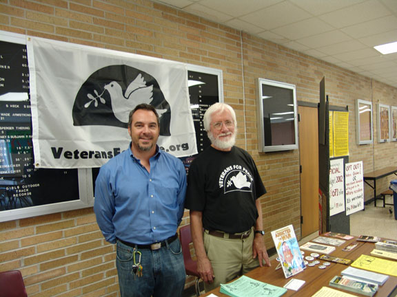 Madison Veterans For Peace