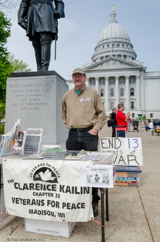 2015 Farmer's Market Tabling