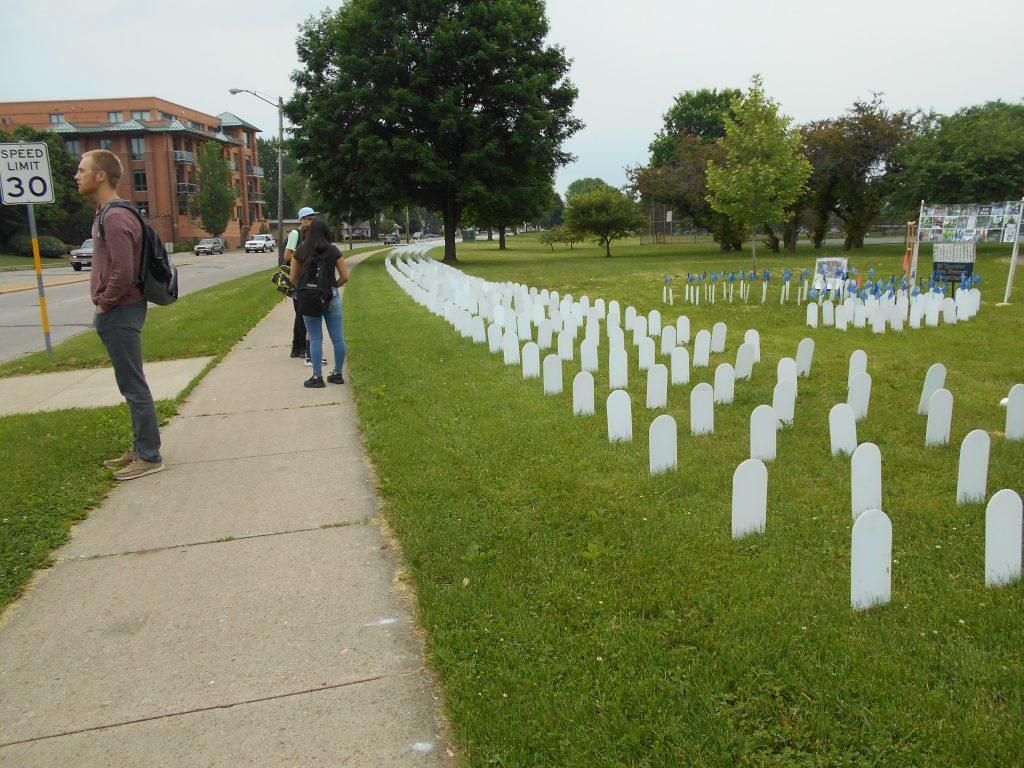 Veterans For Peace Memorial Mile >> 2018 Memorial Mile Veterans For Peace